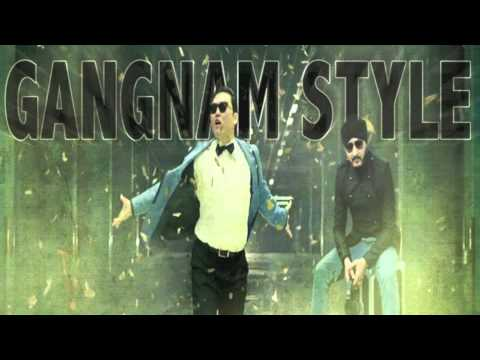 Gangnam Style DESI MIX feat. PSY by DDS (Indian mix Bhangra...