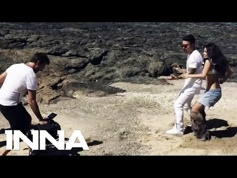INNA feat. J Balvin - Cola Song [Behind The Scenes]