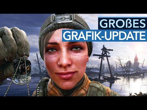 Die Metro Exodus: Enhanced Edition zeigt jetzt schon die Zukunft der Spiele-Grafik!