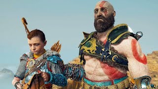 TOP OF THE MOUNTAIN | God Of War - Part 10 (END)