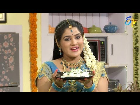 Telugu Ruchi | 7th September 2018 | Full Episode | ETV Telugu