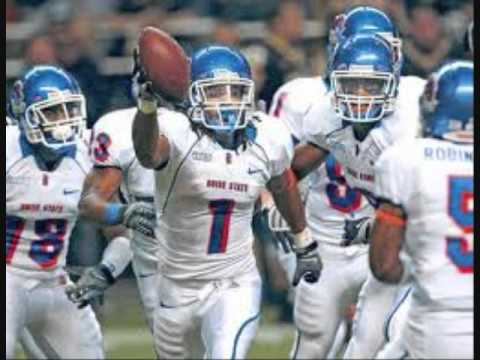 2010 Boise State kick...9000 days Invictus song .wmv