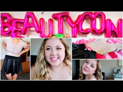 Get Ready With Me: Beautycon LA 2014!