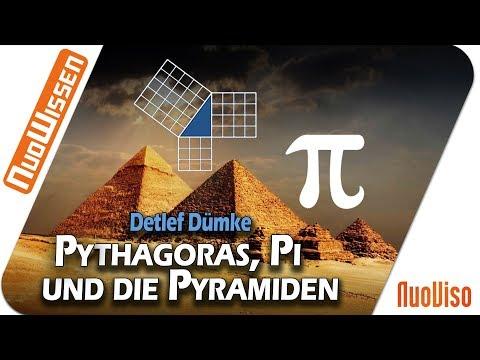 Pythagoras, Pi und die Pyramiden - Detlef Dümke