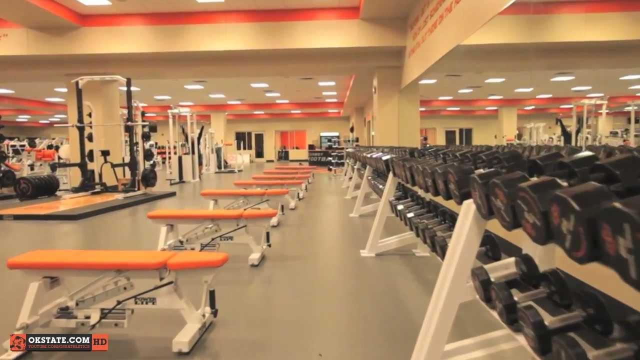 Best Weight Rooms