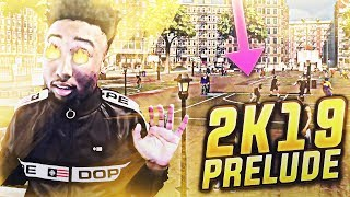 NBA 2K19 PRELUDE CONFIRMED!! TRIPLE ARCHETYPES!? NEW PARKS!? NEWS, UPDATES & MORE!!