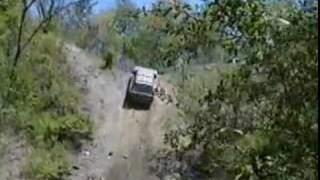 Suzuki Samurai offroad,  mud , trails, falls and so on.