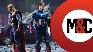 Marvel Movie Sequels - Mask & Cape