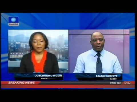 Business Morning: How Social Media Affect New World Of Information -- 17/07/15