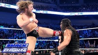 Daniel Bryan, Sheamus & Rey Mysterio vs. The Shield: SmackDown, Jan. 31, 2014