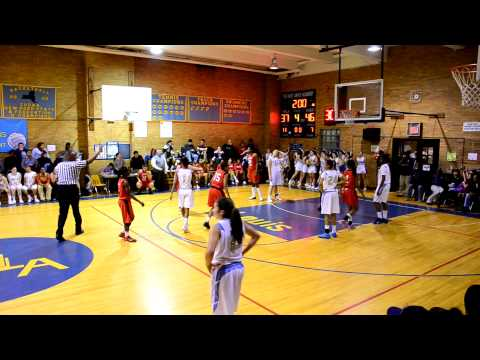 10 | Girls | The Mary Louis Academy ( Queens ) Vs Bishop Ford High School ( Brooklyn )