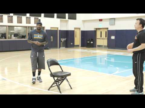 Ty Lawson Shows How To Defend The Pick And Roll
