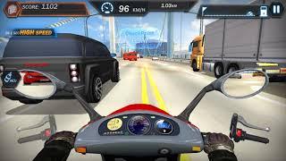 Street Moto Rider - Gameplay Android game - moto racing game
