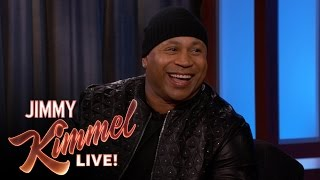 LL Cool J Got a Barnes & Noble Gift Card for Christmas