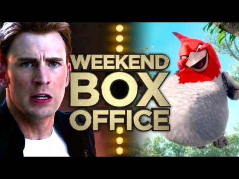 Weekend Box Office - April 18 - April 20, 2014 - Studio Earnings Report Hd video