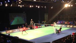 Peter Gade vs Lin Dan - game 3 part 1