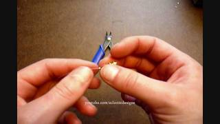 How to Finish Off Your Jewelry with Crimps and Crimp Covers - Jewelry-making Techniques
