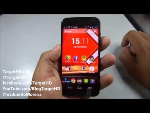 [TargetHD.net] Review: Motorola Moto X   Parte 02 (Brasil)