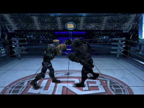 Real Steel World Robot Boxing - HD Gameplay - iOS