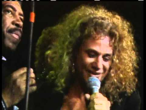 Carole King performs Rock and Roll Hall of Fame Inductions 1990