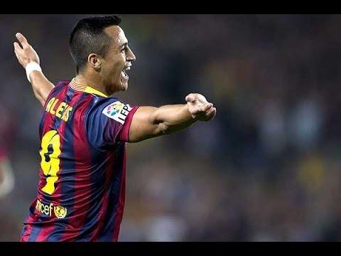 QUE GOLAZO! QUE GOLAZO! | Gol Alexis Sanchez Barcelona vs Real Madrid | RELATO CADENA SER HD