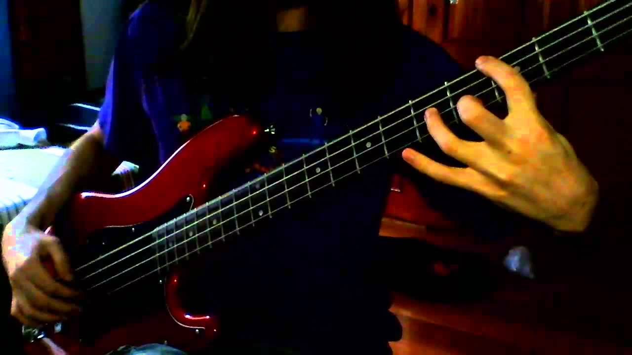 how to play otherside on bass