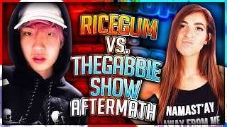RiceGum Vs TheGabbieShow Aftermath