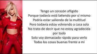 Download Lagu Bebe Rexha - Ferrari (Letra en español) Gratis STAFABAND