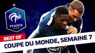 Équipe de France : Best Of des Bleus (semaine 7) I FFF 2018