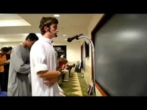 Beautiful Recitation Of Quran In Usa video