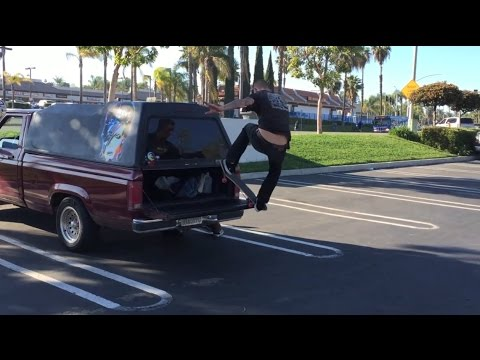 Tailgate Party: Collin Provost & Jon Dickson | Independent Trucks