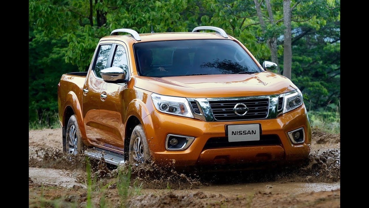 all new nissan navara 2015 new nissan frontier np300 youtube. Black Bedroom Furniture Sets. Home Design Ideas