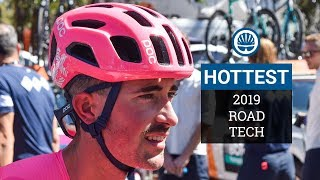 Incredible New Road Tech | SRAM 12-Spd, Specialized Shoes & More | Tour Down Under 2019