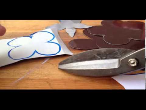 Como cortar moldes de alum nio para corte em arame quente for Celosias de aluminio para jardin