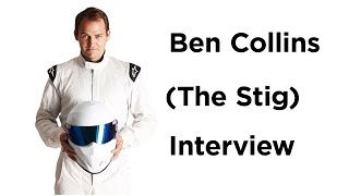 Former Stig, Ben Collins, on that Top Gear crash, Grand Tour & being Vin Diesel | Road & Race V011