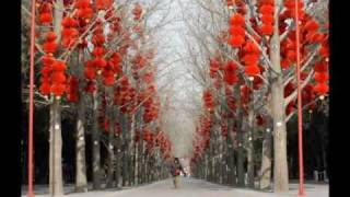 Chinese New Year Music - Full Moon, Gorgeous Flowers 花好月圆
