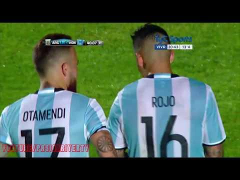 Argentina vs Honduras - Amistoso Internacional 2016 - Resumen FULL HD