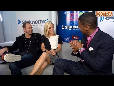 The Time When Morgan Freeman Told Jenny McCarthy and Donnie Wahlberg to Get a Room