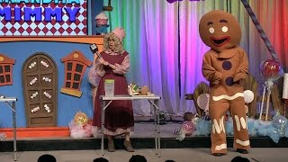 The Wise & Foolish Gingerbread - GETV Kids Bible Story
