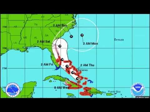 Hurricane Matthew AfterMath 2016 Virginia Beach, VA #1