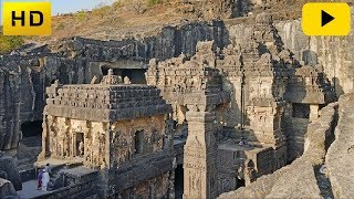 New Ellora Caves Documentary 2019 The Mind-Boggling Rock Cut Temples of India