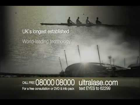 Ultralase: Jonathan Edwards & Steve Redgrave 2008 Video