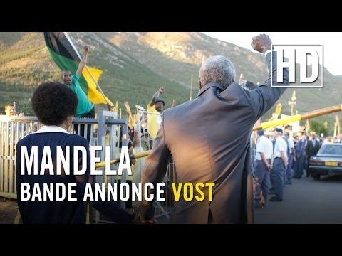 Mandela : Un long chemin vers la liberté - Bande annonce officielle VOST