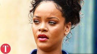 There's Something Strange Happening with Rihanna