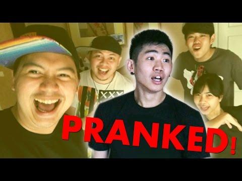 PRANK PALING RECEH DI AKHIR TAHUN 2016 | DAVIDBEATT GETS PRANKED!