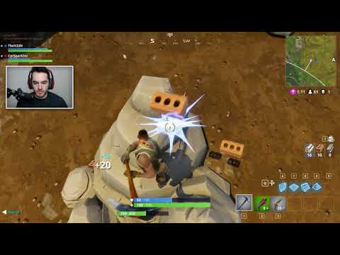 How To Be A Noob - Fortnite Battle Royale