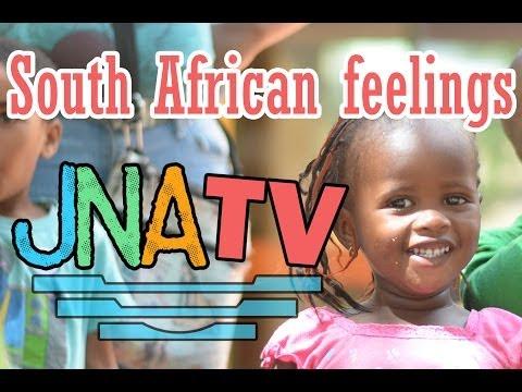 South African feelings - S.A. allá vamos.
