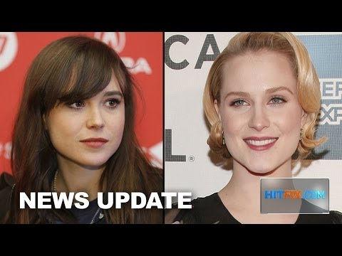 Ellen Page and Evan Rachel Wood to play survivalist sisters in 'Into the Forest'