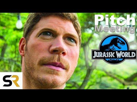 Jurassic World Pitch Meeting