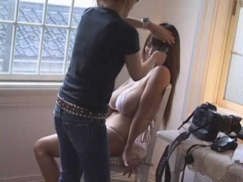 Hitomi Tanaka Photoshoot Video